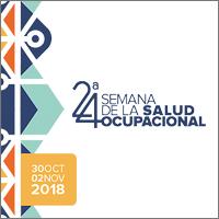 24ª Semana de la Salud Ocupacional