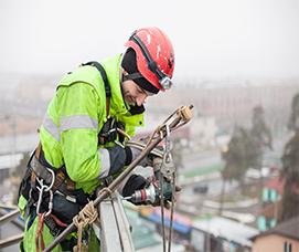 Centros de Formación para Protección contra caídas en Trabajo en Alturas. A REGISTRARSE