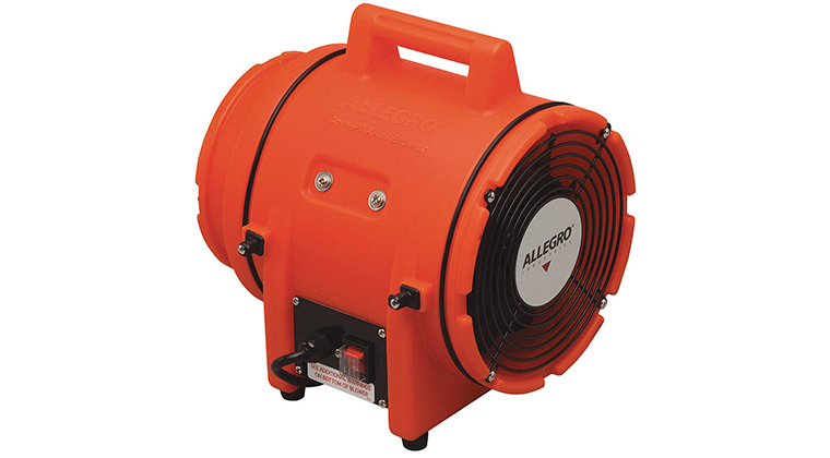 Impleseg / Ventilador Axial