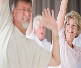 Manténgase saludable, después de los 40